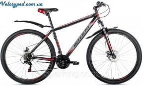 27.5 FORSAGE black-red  - 1211