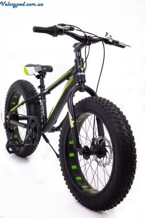 20 HAMMER EXTRIME black-green  - 1339